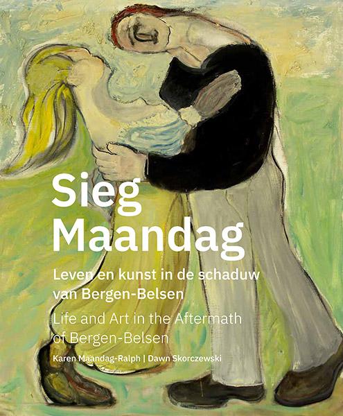 Cover boek Sieg Maandag.