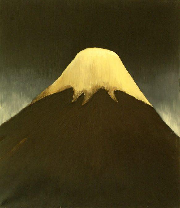 Berg Gerg. 1983. Olieverf op doek. 95 x 110 cm.